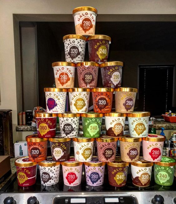 Image result for tips for enjoying halo top