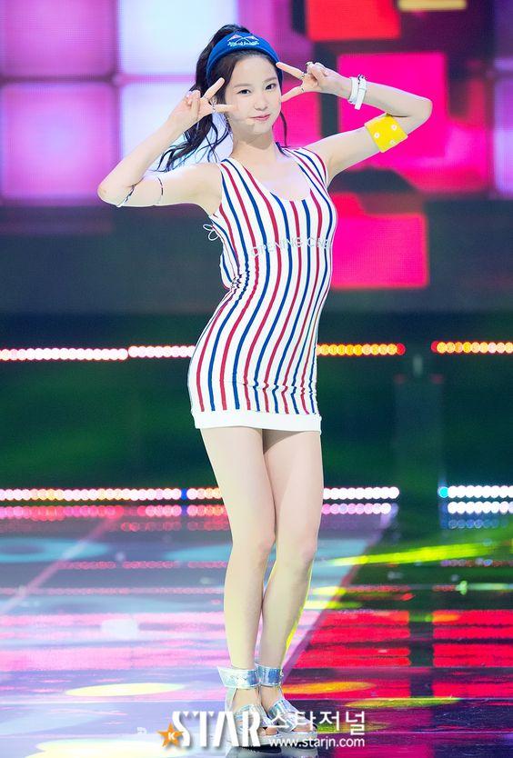 CLC - Like - Yujin: