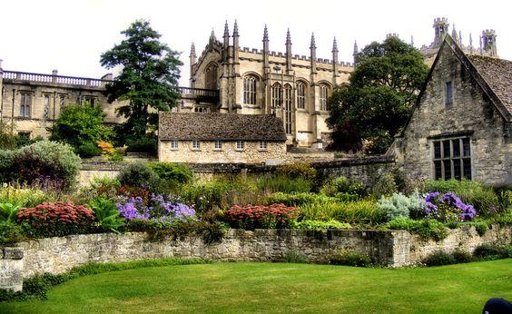 Oxford Garden by MrVolcom303: