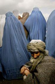 Burqas, Kabul Afghanistan, 2006, Partage of Emeterio Mantecon Siller.: