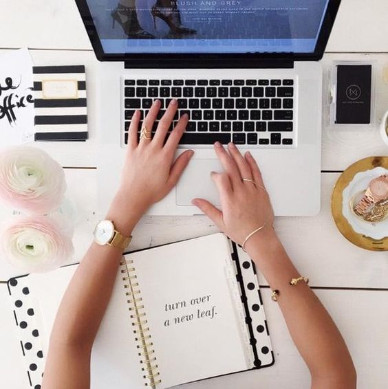 From the Desk: Grow Your Blog – Right Now: