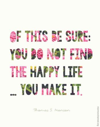 Happy: