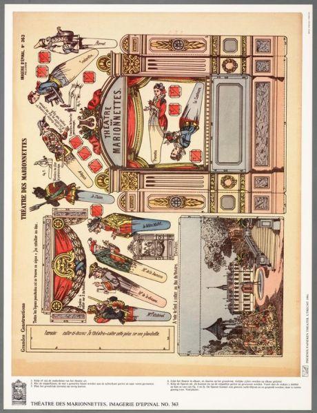 REPRINT Copyright: Anraad / Phoenix Papieren Theater / Poppenspe(e)lmuseum: