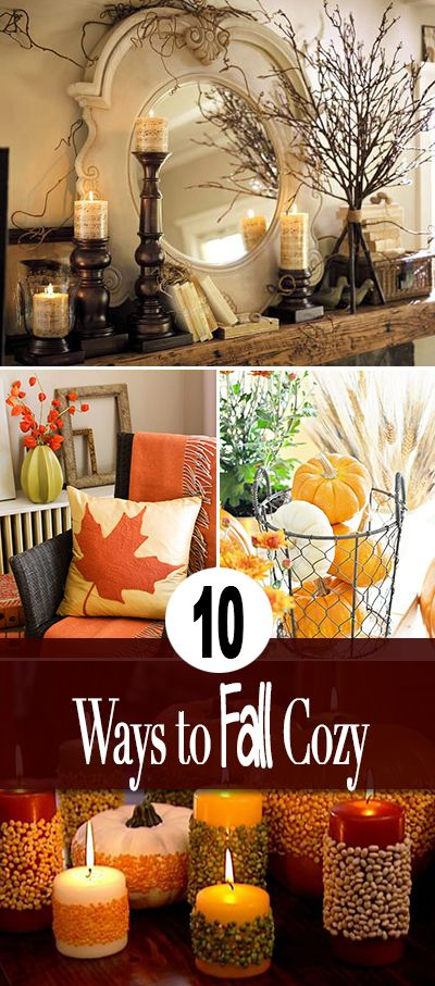 10 ways to make your home fall cozy thanksgiving on favorite diy fall decorating ideas add life to your home id=95444