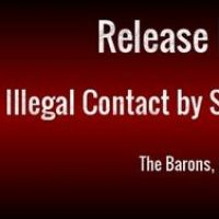 ~Release Blitz~Illegal Contact (The Barons #1) by Santino Hassell~