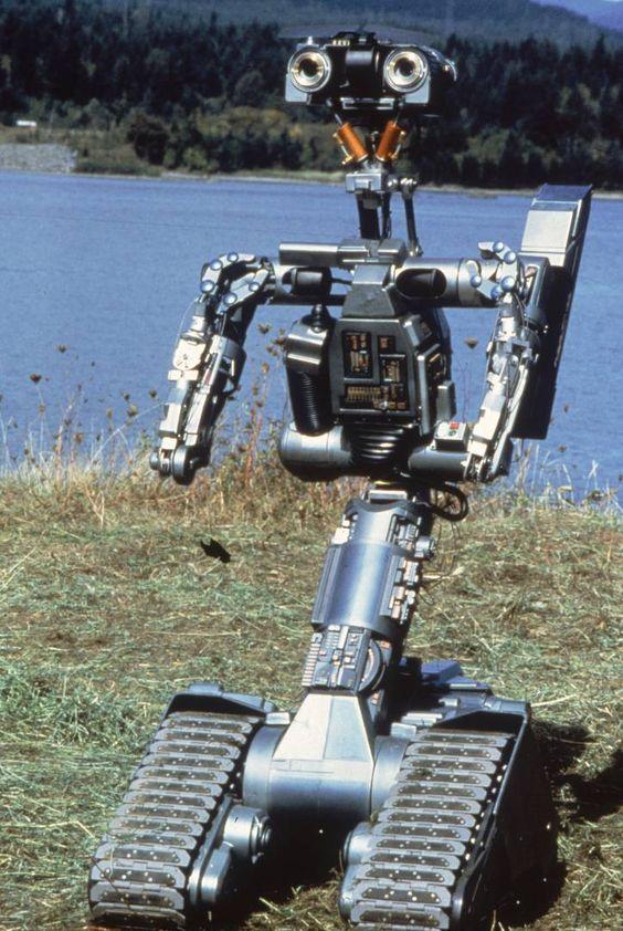 Poster do filme Short Circuit: O Incrível Robô