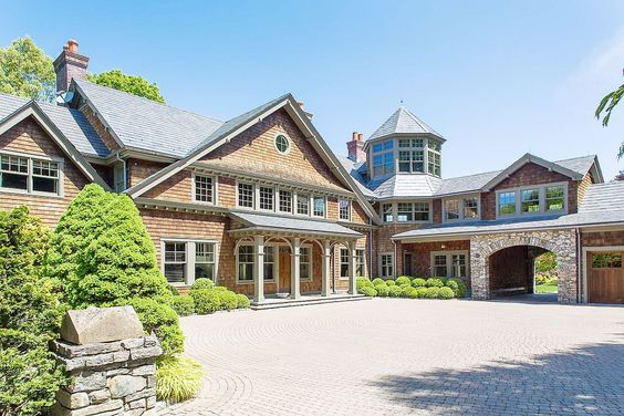 Потрясающий, новый дом Брюса Уиллиса | Дизайн|Все самое ...