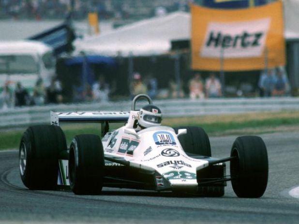 Resultado de imagen de 1980 Williams FW07B - Ford (Carlos Reutemann)