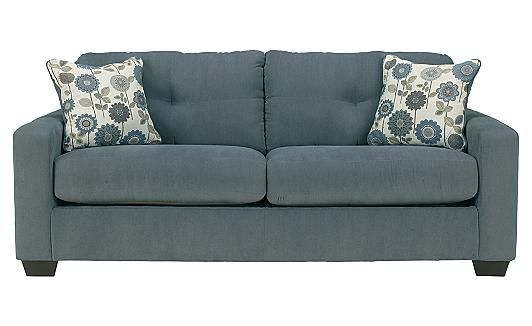 Kreeli Slate Queen Sofa Sleeper Ashley Furniture No