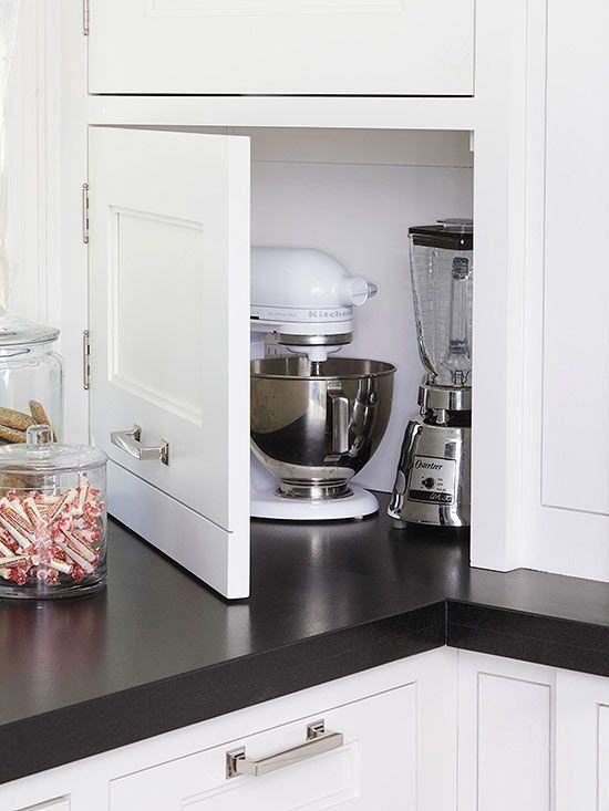 25 tips to get the ultimate kitchen appliance garage countertops and industrial on kitchen appliances id=20830