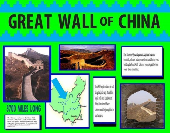 project to make the great wall of china - Google Search ...