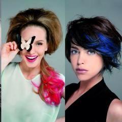 temporary hair color hair chalk and the website on pinterest