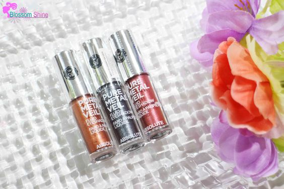 Pure Metal Vein - Liquid Eyeshadow Absolute New York