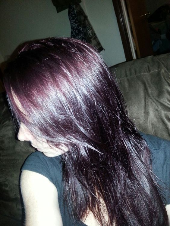 Age Beautiful 4v Dark Plum Brown Love This Color So Much