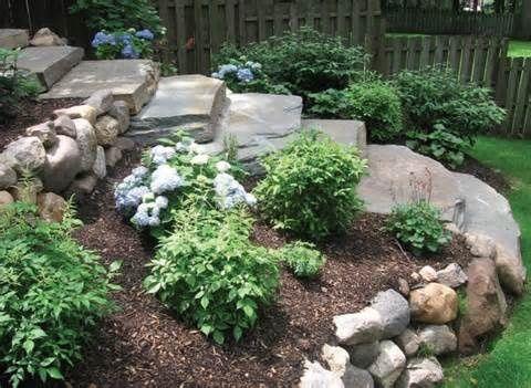 Yard Landscaping Ideas: Landscaping Ideas For Unlevel Yard on Unlevel Backyard Ideas id=29573