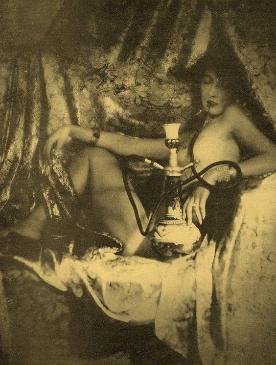 Opium Dens and Opium Smokers