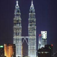 Supertall skyscrapers in Kuala Lumpur