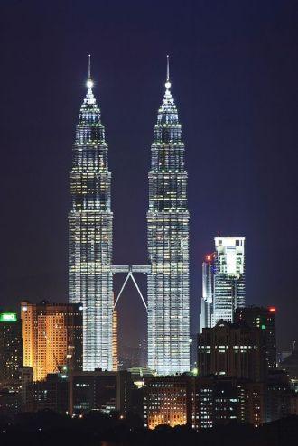 Kuala Lumpur Petronas Towers