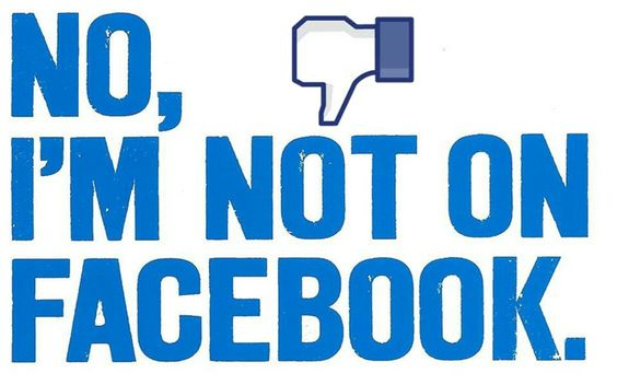 I have my Facebook deactivated, nice and quiet my Life!: