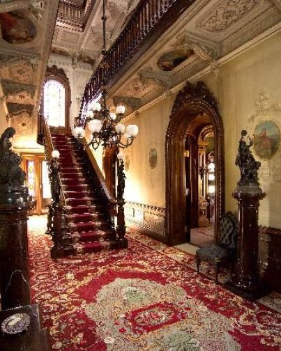 victorian mansion interior | Victoria Mansion - Portland - Reviews of Victoria Mansion ...: