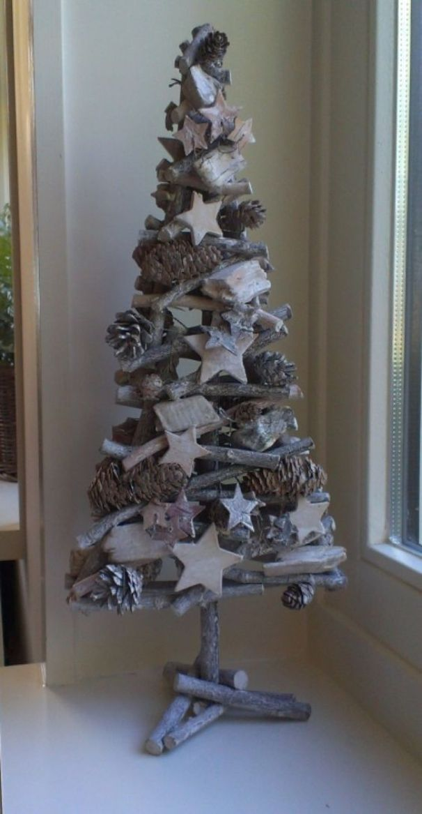 Iets anders dan een traditionele Kerstboom: