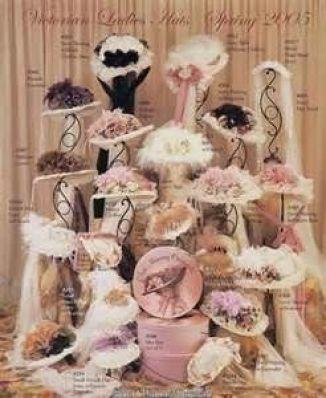 Victorian Hats: