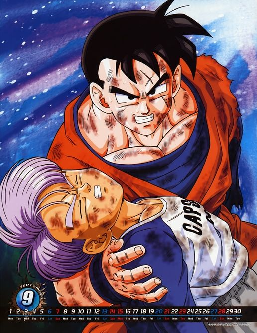 Poster do filme Dragon Ball Z: OVA 2 - Gohan e Trunks, os ...