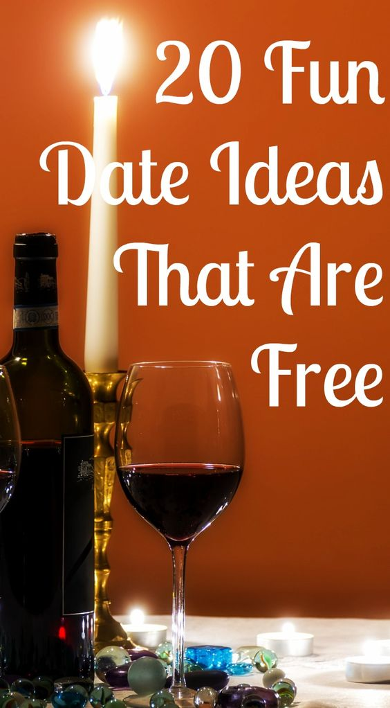 20 fun date ideas that are free. Going dates can be expensive at times, but if you have the opportunity to do it free why not. #Relationship #Love # Marriage #Couple #Dating.: