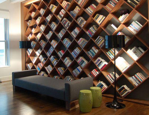Espaço receptivo para a leitura: