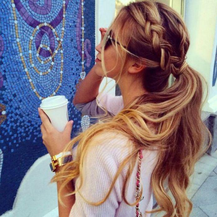 Atrévete a probar éstos peinados para el calor. Lucirás fresca y estilizada.