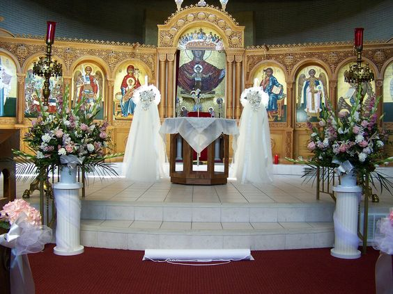 Altar View At The Assumption