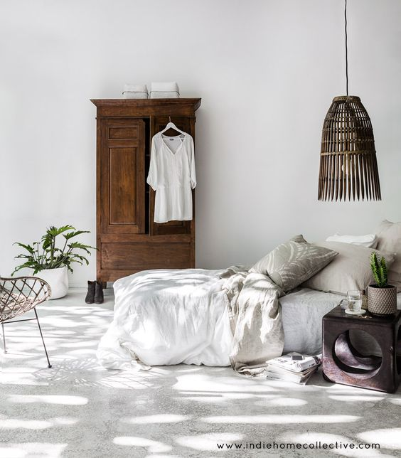 Boho Bedroom Style - Styling/Photography: Indie Home Collective: