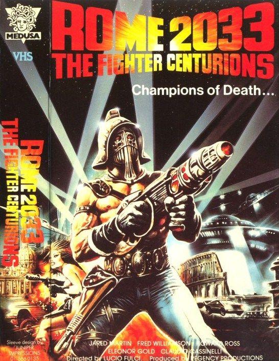 Poster do filme The New Gladiators