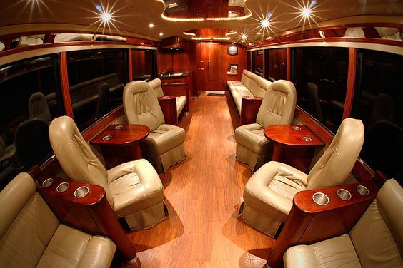 VIP Coach Bus « B Royal Livery – Limousines and VIP ...