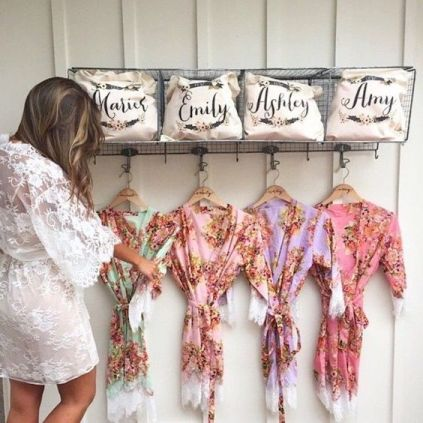 Bridesmaid Gifts the Girls Will Adore. #Bridesmaid #Bride: