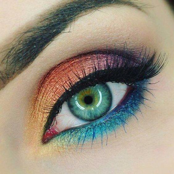 Color pop eyes!: