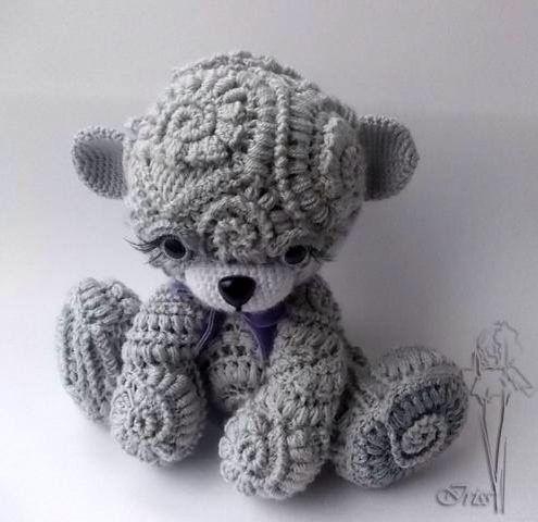 amigurumi au crochet ourson gallery