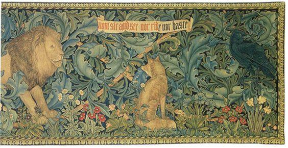 William Morris, The Forest: