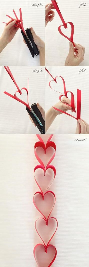 DIY Home Decor Ideas For Valentine's Day: