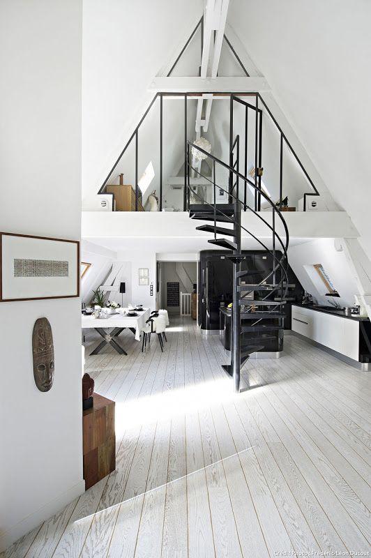Duplex Paris: