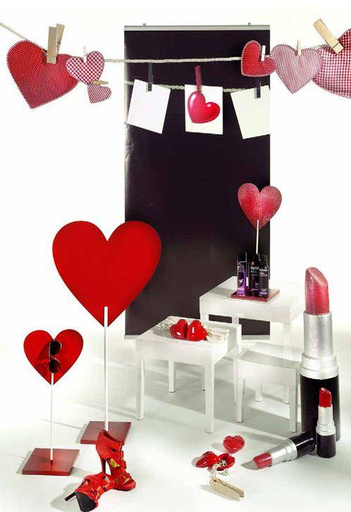 Creation Vetrina Idee Vetrina San Valentino 2013 Idee