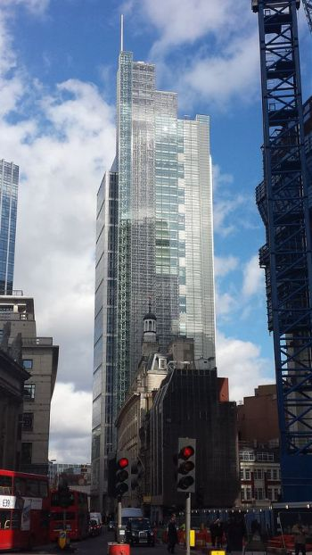 London Heron Tower
