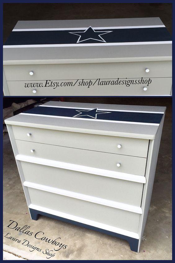 Dallas Cowboys Dresser Boys Furniture Football Teams