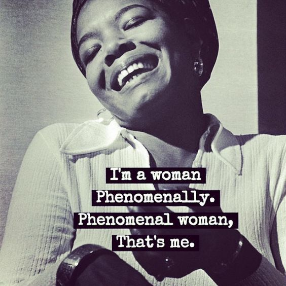 Rest in peace, Maya Angelou #RIP: