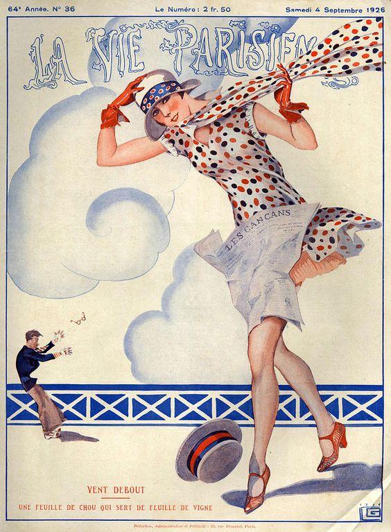Poster do filme Parisienne