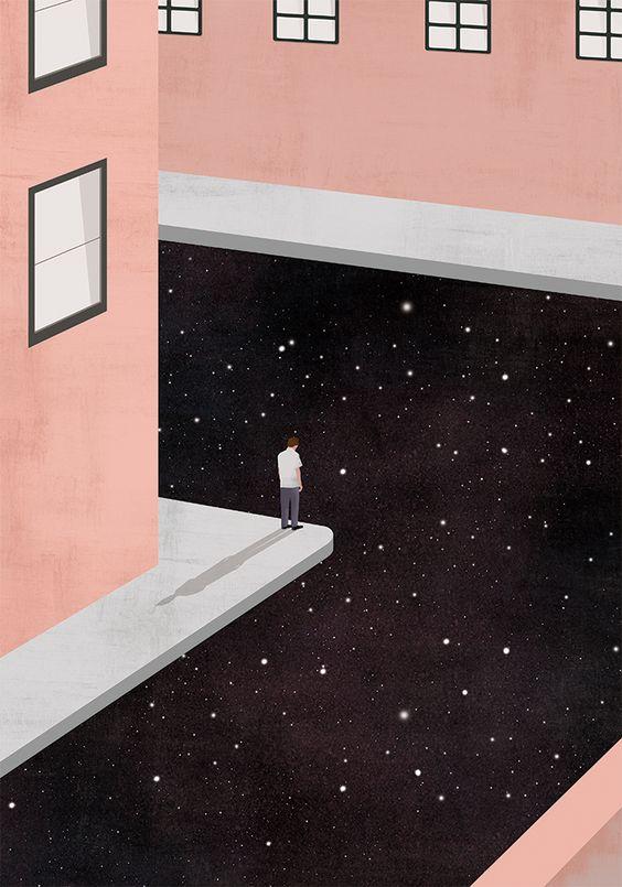 Illustration sky