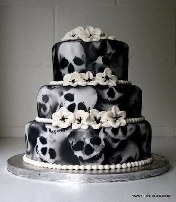 Halloween Wedding Ideas: Scare Up Some Spooky Wedding Fun - Paperblog:
