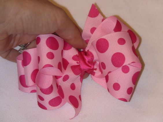 A Well Hair Bows For Babies And Make Hair Bows On Pinterest