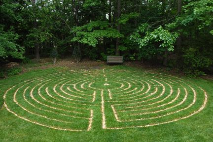 Labyrinths Meditation And Walking On Pinterest