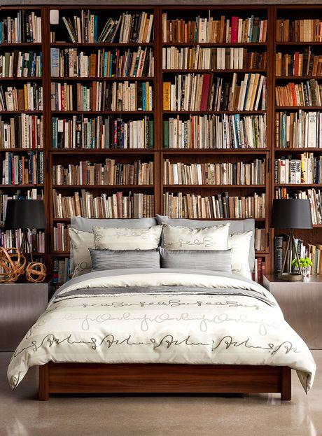 Bookshelves. For more book fun, follow us on Pinterest and Facebook - www.facebook.com/booktasticfun: